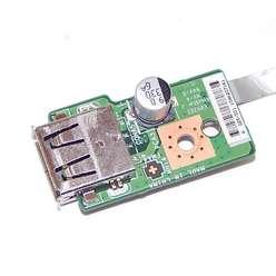 USB разъем ноутбука MSI CX620