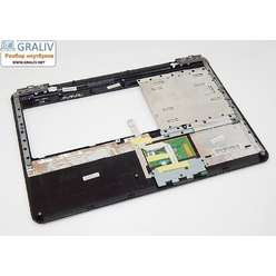 Верхняя часть корпуса, палмрест ноутбука Asus K61IC 13GNVK10P031