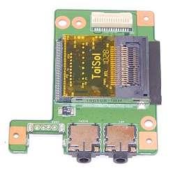 Плата модуль звука, картридера Lenovo B560, V560, LA56 I/O BD 10620-1