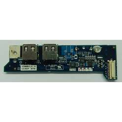 Плата включения с разъемами USB LS-2922P для ноутбука Acer Aspire 5100, 5110, 5610, 2490, 3650, 3690, 2610