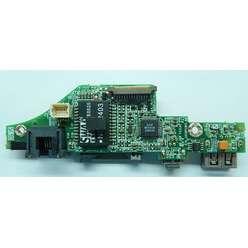 Плата расширения USB разъемов  35G3P5300-B0 для ноутбука Fujitsu SIEMENS Amilo Pi 1536