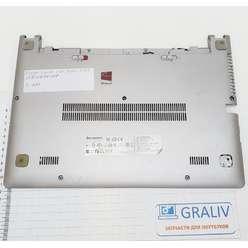 Нижняя часть корпуса, поддон ноутбука Lenovo s400 s405 AP0SB000600