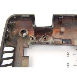 Нижняя часть корпуса ноутбука, поддон ноутбука Lenovo G565 AP0EZ0001