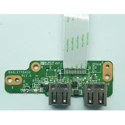 USB плата расширения для ноутбука HP Pavilion DV7-4000, DV7-5000 series   DA0LX7TB4D0