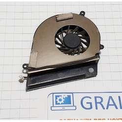 Вентилятор системы охлаждения, кулер ноутбука Toshiba A350D, L455, L450, A350, A355, DC280005NA0