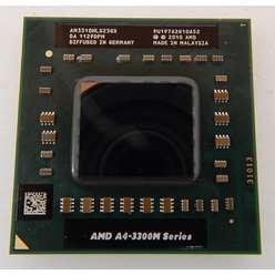 AMD A4-3300M AM3310HLX23GX