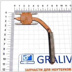 Cистема охлаждения для ноутбука Asus F402C, X502C
