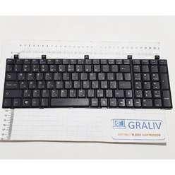Клавиатура ноутбука MSI CR500, CR600,CX500 серии, MP-08C23SU-359