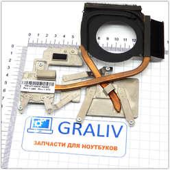 Система охлаждения ноутбука HP Pavilion DV6-1299