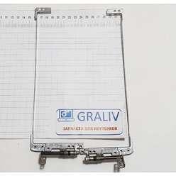 Петли ноутбука HP Pavilion DV6-1299, DV6-1000, DV6-2000, FBUT3047010, FBUT3046010
