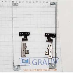 Петли матрицы с направляющими ноутбука Asus Eee PC 1215B, 1215N SZS-R/L