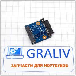 Переходник SATA ноутбука DNS W258ELQ 0161102 6-71-W25UN-D01