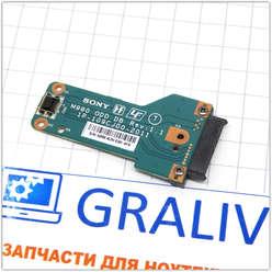 Переходник DVD привода Sony VAIO PCG-91111V, ABM-B29-E9E-35T