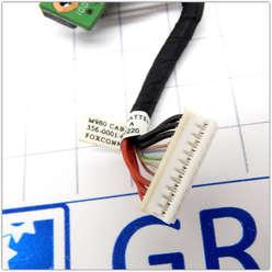 Кабель подключения аккумулятора ноутбука Sony VAIO PCG-91111V, 356-0001-6587_A