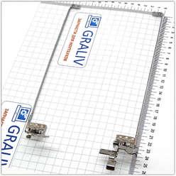 Петли для ноутбука Asus A53 X53 K53, AM0J1000100, AM0J1000200