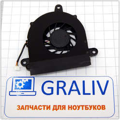Вентилятор (кулер) для ноутбука Acer Aspire 5538, DC2800074F0