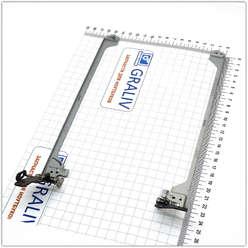 Петли для ноутбука Acer Aspire 5538, AM09F000200, AM09F000100
