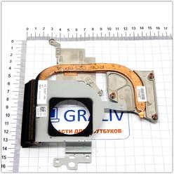 Радиатор системы охлаждения ноутбука Dell N5110, M5110, 60.4IE06.002