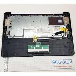 Верхняя часть корпуса, палмрест ноутбука IRBIS NB46