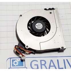 Вентилятор системы охлаждения, кулер ноутбука Toshiba L40, L45, L400, L401, L440, M405, 13GNQA10M1201