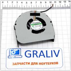 Вентилятор (кулер) для ноутбука Acer Aspire 5740, MG60120V1-B000-G99
