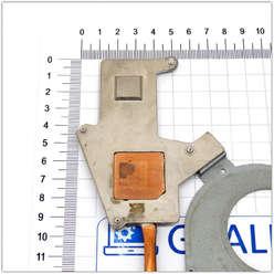 Радиатор, трубка охлаждения ноутбука Packard Bell TJ-65, 60.4BU17.001