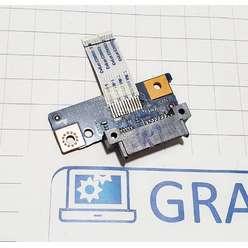 Доп. плата переходник dvd ноутбука Acer Acpire E1-521, TE11, LS-8531P