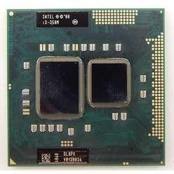 Intel Core i3 Mobile i3-350M SLBPK