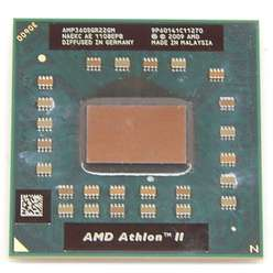 AMD Athlon II Dual-Core Mobile P360, AMP360SGR22GM