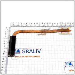 Радиатор системы охлаждения, термотрубка ноутбука Asus K52 K52D, X52D, 13N0-K1A0201