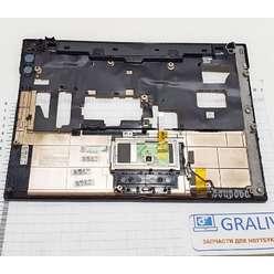 Верхняя часть корпуса, палмрест ноутбука Samsung NP-Q45C Q45C, BA81-03477A, BA75-01878B