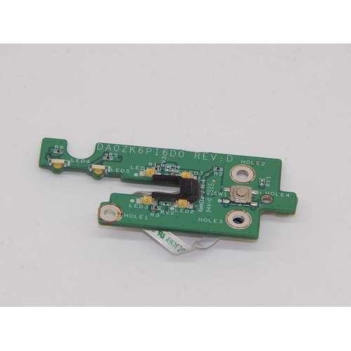 Кнопка старта включения ноутбука Acer Aspire 5739G, DA0ZK6PI6D0