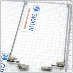 Петли для ноутбука Lenovo B460E, 33.4HK07.001, 33.4HK06.001