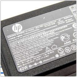 Блок питания для ноутбука  HP 19.5V 2.05A 40W