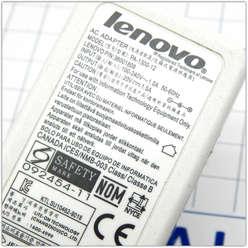 Блок питания для ноутбука Lenovo 20V 1.5A