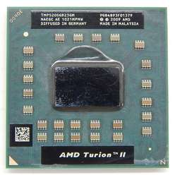 AMD Turion II Dual-Core Mobile, TMP520SGR23GM