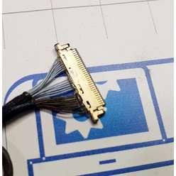 Шлейф матрицы с web камерой, ноутбука Sony SVZ1311V9RX