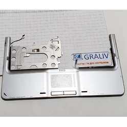 Верхняя часть корпуса ноутбука HP TX2000, 464111-001