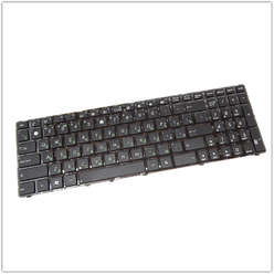 Клавиатура для ноутбука K50/K50IN/K50IJ/K60/K61/K62/K70  0KN0-RL1RU01, 04GNV91KRU00