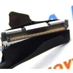 Шлейф матрицы ноутбука HP DV9000 серии, DD0AT9LC000, 432954-001