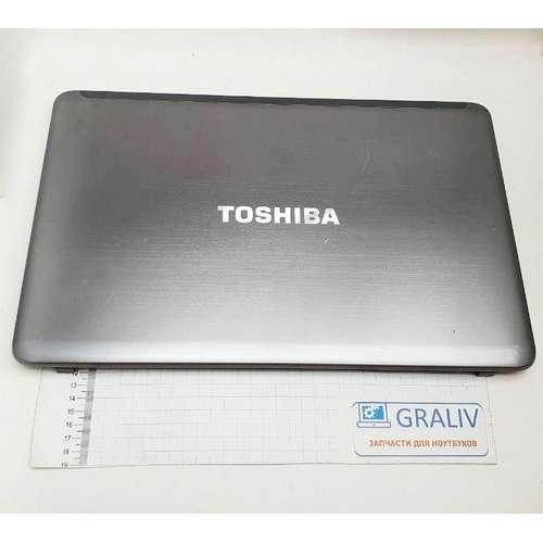 Крышка матрицы ноутбука Toshiba Satellite L875, 13N0-ZXA0101