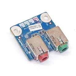 Плата аудио разъема для ноутбука Compal FL90, LS-354DP