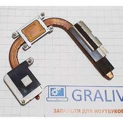 Радиатор системы охлаждения, термотрубка ноутбука Samsung NP300E5E, BA62-00818A