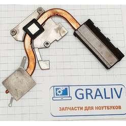 Cистема охлаждения, радиатор ноутбука Lenovo G505, AT047004SC0