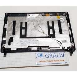 Крышка матрицы ноутбука Samsung N150, N102, N100, BA75-03187A