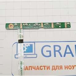 Плата с led индикаторами ноутбука Asus X401U X501U 60-NMOLD1000
