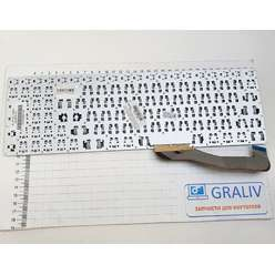 Клавиатура  ноутбука Asus X540, 0KNB0-610TRU00
