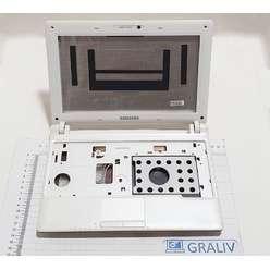 Корпус в сборе нетбука Samsung N150 NP-N150