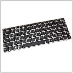 Клавиатура для ноутбука Lenovo IdeaPad Z360, 25-010743 Z360-RU