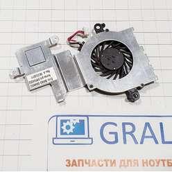 Система охлаждения Samsung NP-N102 N100, N145, N150, KSB0405HB BA81-08423A + BA62-00495G